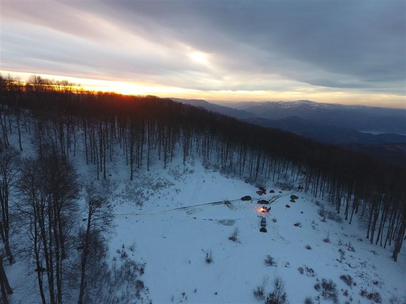Nebiyan Kar Kampı ( 20-21 Ocak 2018 Fotoğraflar )