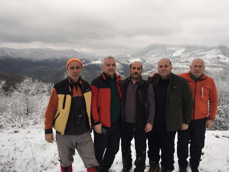 Ayvacık Çamur Gezisi ( 26-27 Mart 2016 ) Film Jeneriği