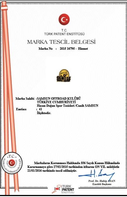 tescil